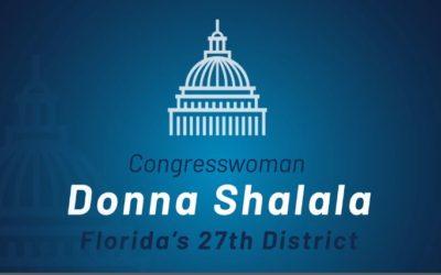 Congresswoman Donna Shalala Speech